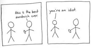 I love this cartoon for the simplicity!