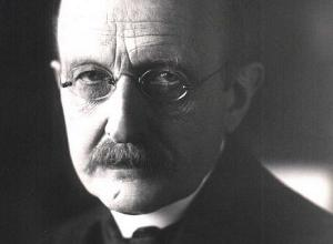 Max Planck, discoverer of the smallest possible length.